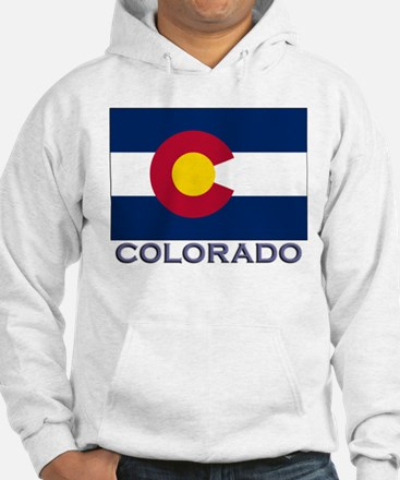 Colorado Flag Gear Jumper Hoody