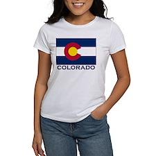 Colorado Flag Gear Tee