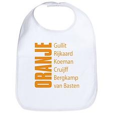 Cute Dutch soccer Bib