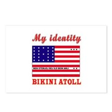 My Identity Bikini Atoll Postcards (Package of 8)
