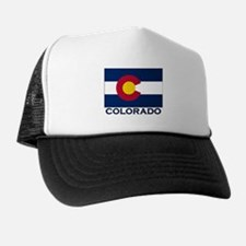 Colorado Flag Merchandise Trucker Hat