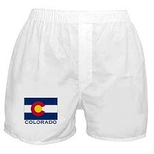 Colorado Flag Merchandise Boxer Shorts