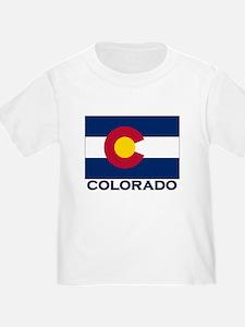 Colorado Flag Merchandise T