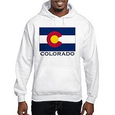 Colorado Flag Merchandise Hoodie