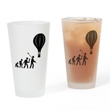 Ballooning Drinking Glass