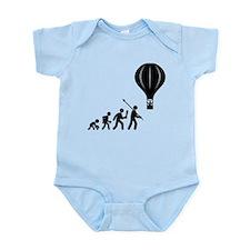 Ballooning Infant Bodysuit