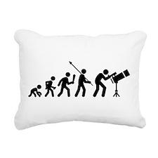 Astronomy Rectangular Canvas Pillow