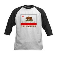 California Flag Merchandise Tee