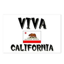 Viva California Postcards (Package of 8)