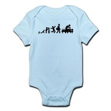 Acupuncture Infant Bodysuit