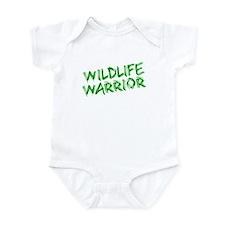 """""""Wildlife Warrior"""" Onesie"""