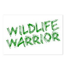 """Wildlife Warrior"" Postcards (Package of 8)"