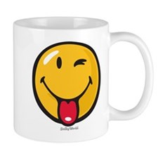 playful smiley Mug