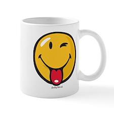 playful smiley Mug