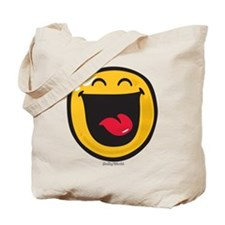 highly amused Tote Bag