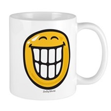 delight smiley Mug