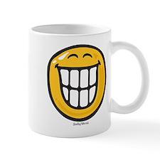 delight smiley Small Mug