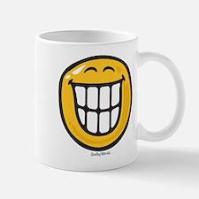 delight smiley Small Small Mug