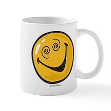 crazy smiley Mug
