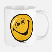 crazy smiley Mug
