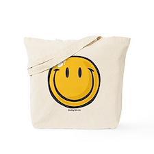 big smile smiley Tote Bag