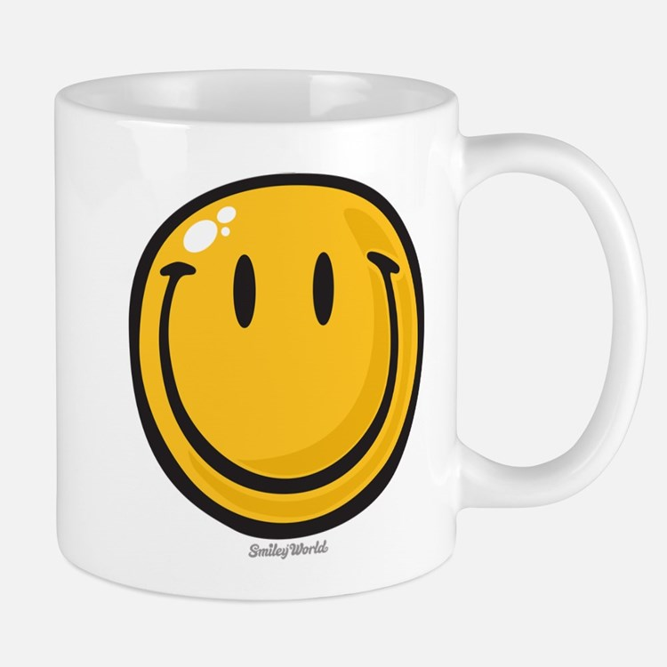 big smile smiley Small Small Mug