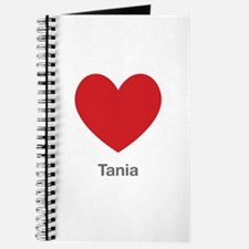 Tania Big Heart Journal