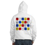 Hanub Ku 2012 Hooded Sweatshirt