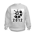 Hanub Ku 2012 Kids Sweatshirt