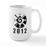 Hanub Ku 2012 Large Mug