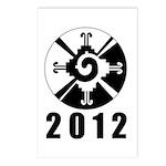 Hanub Ku 2012 Postcards (Package of 8)