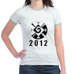 Hanub Ku 2012 Jr. Ringer T-Shirt