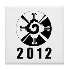 Hanub Ku 2012 Tile Coaster