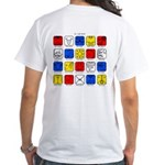 Hanub Ku 2012 White T-Shirt