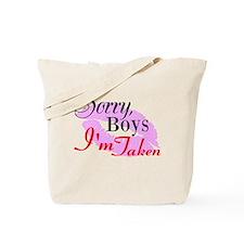 Im Taken Tote Bag