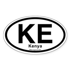 KE - Kenya Decal
