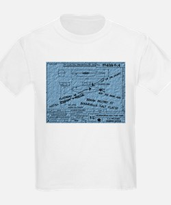 Recipe for Excitement-4-BLUEPRINT T-Shirt
