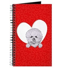 Bichon in Heart Journal