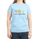 Love Laugh Adopt T-Shirt