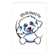 Bichon Frise IAAM Postcards (Package of 8)