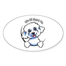 Bichon Frise IAAM Decal
