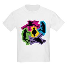 jumpingboy kids t-shirt