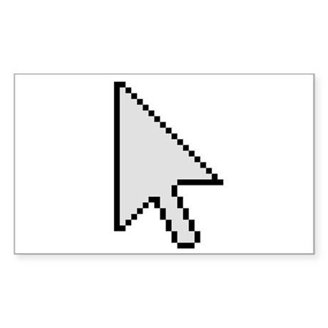 Mouse Pointer Sticker