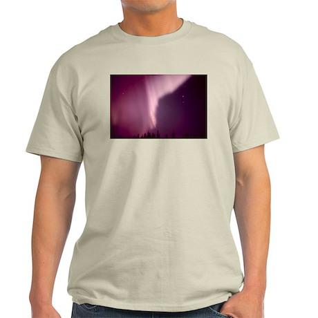 Alaskan Borealis Ash Grey T-Shirt