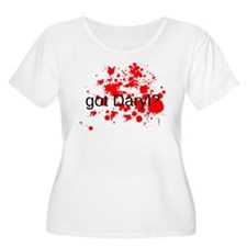 Got Daryl Plus Size T-Shirt