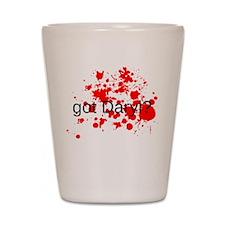 Got Daryl Shot Glass
