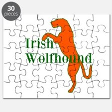 irish wolfhound Puzzle