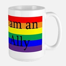 I Am an Ally Too Mug