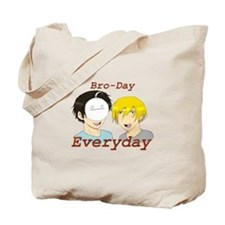 Bro-Day Everyday Pewdiecry T-shirt Tote Bag