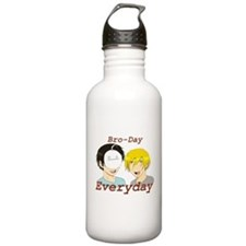 Bro-Day Everyday Pewdiecry T-shirt Water Bottle
